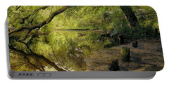 Secluded Sanctuary Portable Battery Charger