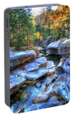 Portable Battery Charger featuring the photograph Seclusion by Adrian LaRoque