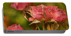 Second Hand Roses Portable Battery Charger