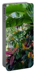 Secret Garden Cat Portable Battery Charger