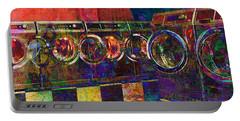Secret Life Of Laundromats Portable Battery Charger