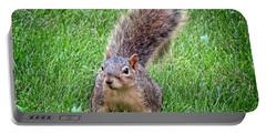 Secret Squirrel Portable Battery Charger