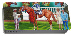 Secretariat Portable Battery Charger