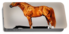 Secretariat - Triple Crown Winner By 31 Lengths Portable Battery Charger