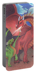 Secrets Of The Flame Portable Battery Charger
