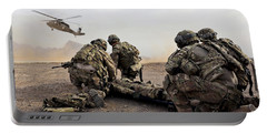 Security Force Team Members Wait Portable Battery Charger