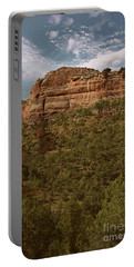 Sedona Arizona Portable Battery Charger by Anne Rodkin