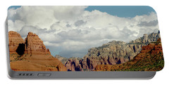 Portable Battery Charger featuring the photograph Sedona Arizona by Bill Gallagher