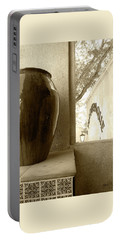 Sedona Series - Jug And Window Portable Battery Charger by Ben and Raisa Gertsberg
