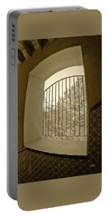 Sedona Series - Through The Window Portable Battery Charger by Ben and Raisa Gertsberg