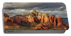 Sedona Skyline Portable Battery Charger by James Eddy