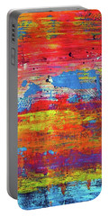 Portable Battery Charger featuring the painting Sedona Trip by Everette McMahan jr