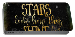 See How The Stars Shine Portable Battery Charger