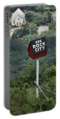 See Rock City Portable Battery Charger