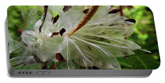 Seed Pods Portable Battery Charger