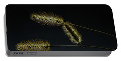 Seeds Of Life Portable Battery Charger by Christopher L Thomley