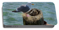 Seagull Family Portable Battery Charger