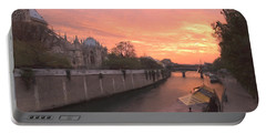 Seine River Portable Battery Charger