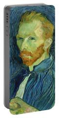 Self-portrait Vincent Van Gogh Portable Battery Charger