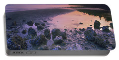 Semiahmoo Bay Portable Battery Charger by Tim Fitzharris