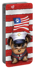 Semper Fidelis Yorkie Marine Portable Battery Charger