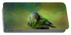 Senegal Parrot Portable Battery Charger