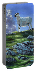 Sentinal Of The Highlands Portable Battery Charger
