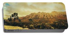 Sentinel Range Tasmania Portable Battery Charger