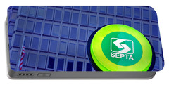 Septa Sign Portable Battery Charger