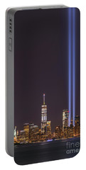 September 11th Memorial  Portable Battery Charger