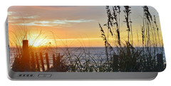September 27th Obx Sunrise Portable Battery Charger