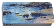 September Light / Laguna Beach Portable Battery Charger