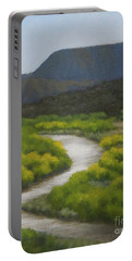 September On The Rio Chama Portable Battery Charger