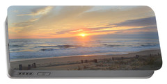 Portable Battery Charger featuring the photograph September Sunrise  30 by Barbara Ann Bell