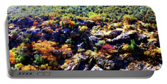 Portable Battery Charger featuring the photograph Sequoia Color by Timothy Bulone
