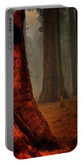 Sequoias In The Clouds Portable Battery Charger
