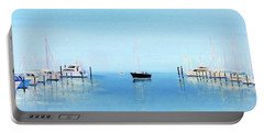 Serene Atlantic Highlands Marina Portable Battery Charger