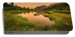 Serene Lake Portable Battery Charger