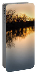 Serene Reflections Portable Battery Charger