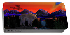 Serenity At Sunrise Portable Battery Charger by J Griff Griffin