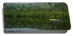 Serenity Portable Battery Charger by Linda Bianic