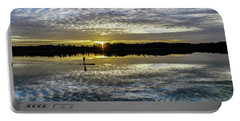 Serenity On A Paddleboard Portable Battery Charger