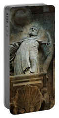 Sermon In Stone Portable Battery Charger