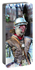 Serving The Emperor In Rome Portable Battery Charger