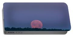 Setting Strawberry Moon Portable Battery Charger