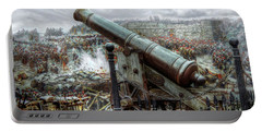 Sevastopol Cannon 1855 Portable Battery Charger