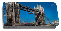 Seven Seconds - The Tower Bridge Hawker Hunter Incident  Portable Battery Charger