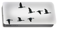 Sevenfold Geese Portable Battery Charger