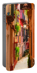 Seville, Colorful Spain Portable Battery Charger