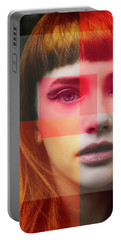 Portable Battery Charger featuring the photograph Shades Of My Soul by Ian Thompson